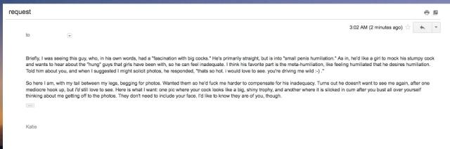 Dear Chuck