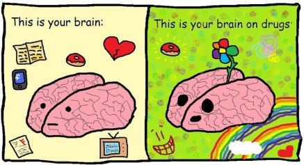 brain on good drugs, by teenyxvon